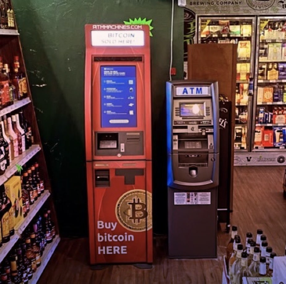 Bitcoin ATM Placement